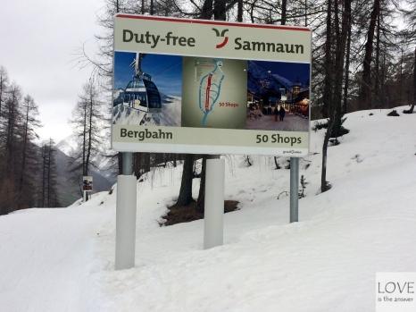 Duty Free Samnaun