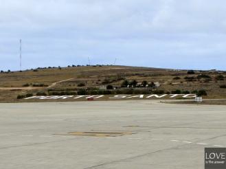 Porto Santo airport PXO