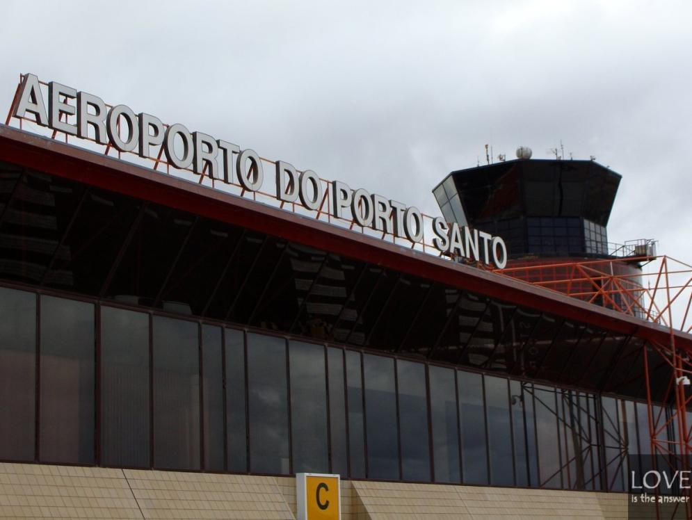 Aeroporto do Porto Santo (PXO)