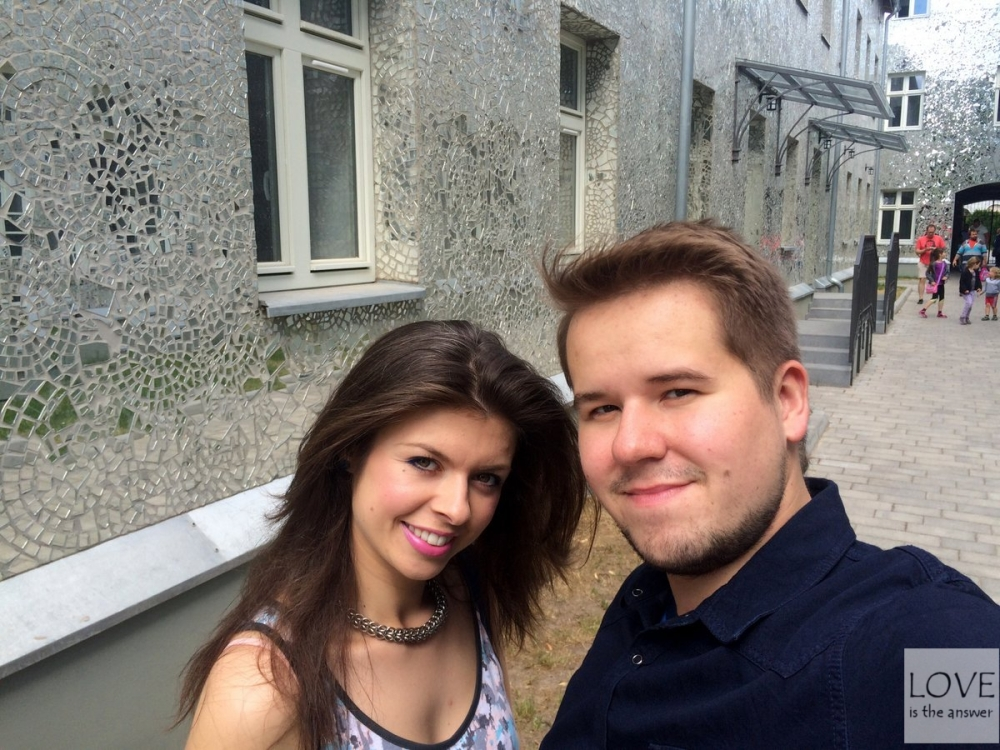 Karina i Sebastian w Łodzi