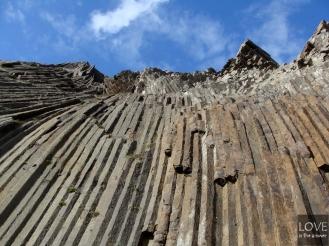 Porto Santo - Formy skalne