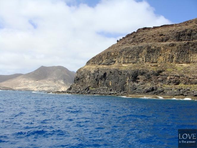 Porto Santo Klify