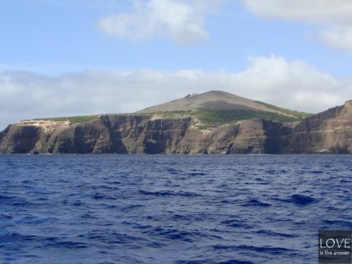 Porto Santo - Klify na północy wyspy