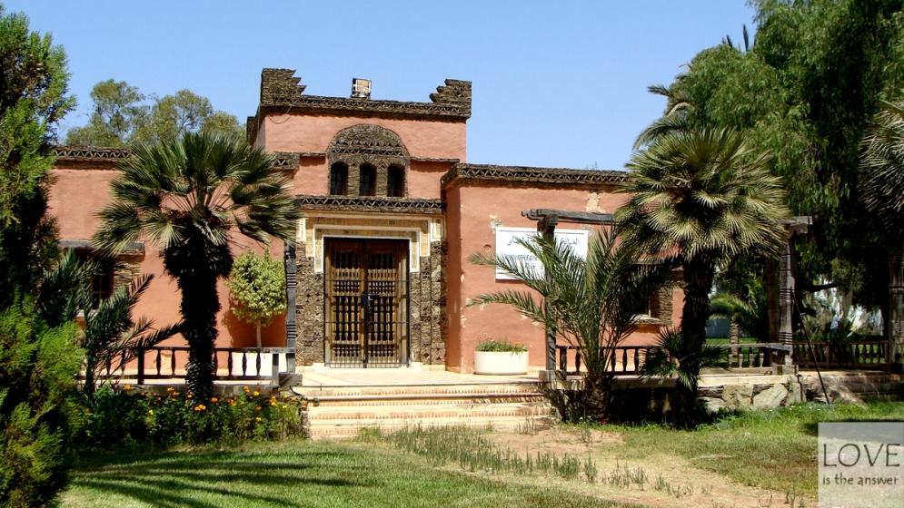 Park w Agadirze