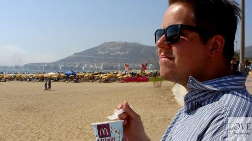 McDonald Agadir