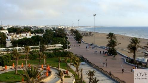 Corniche Agadir
