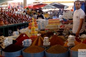 Marokańskie przyprawy