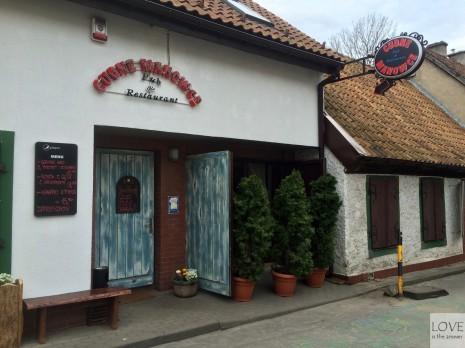 Cudne Manowce- Olsztyn