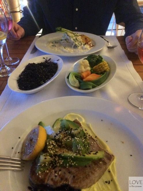 rybne przysmaki - Restauracja Przystań