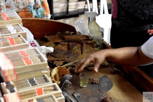 Dominikańska manufaktura cygar