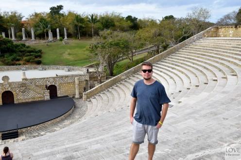 Amfiteatr Altos de Chavon
