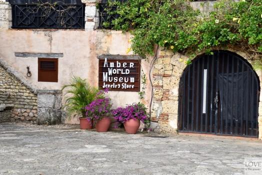 Muzeum Bursztynu Altos de Chavon