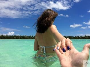 Piscine natural - Morze Karaibskie