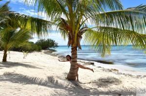 raj na ziemi - Saona, Dominikana