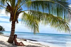 relaks na plaży - Saona