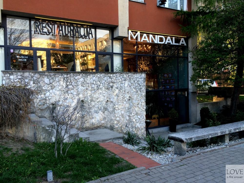 Indyjska restauracja Mandala (1)