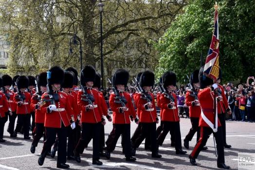 zmiana wart- Londyn