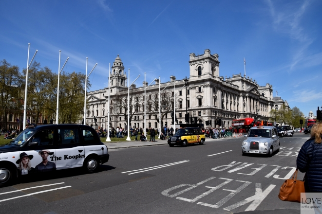 Spacer po Londynie!