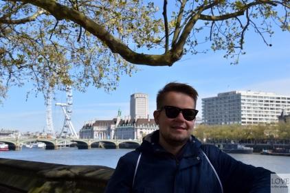 już niedługo London Eye!