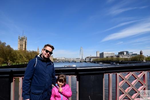 spacer nad Tamizą- Londyn