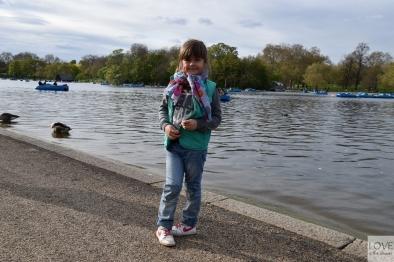 Maja w Hyde Parku