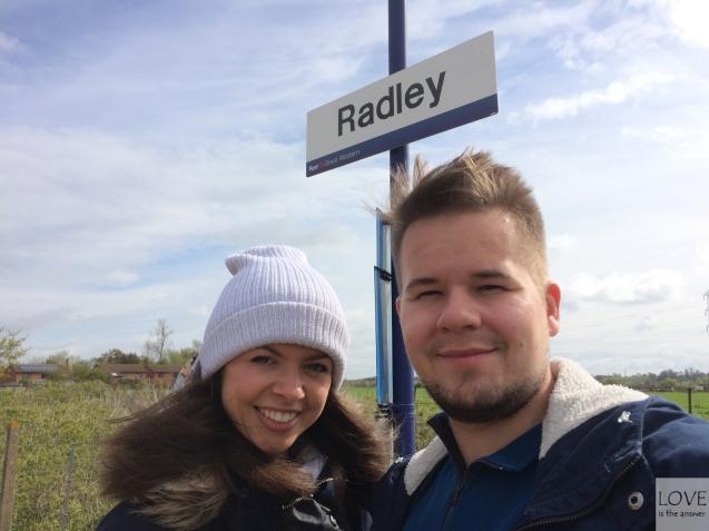 wyruszamy z Radley!