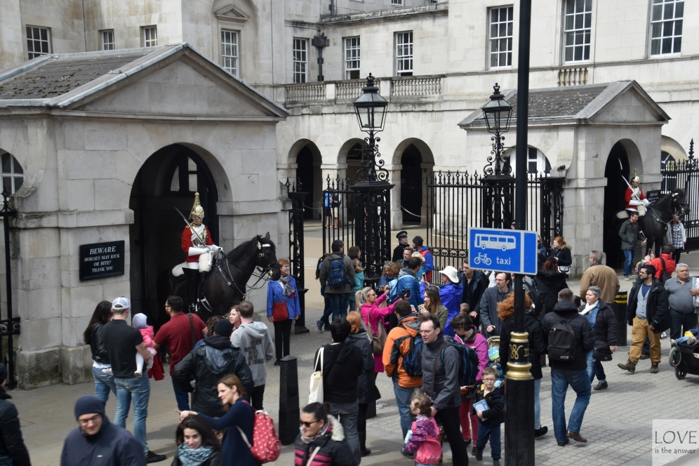 Horse Guard- Londyn