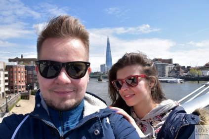Love is the answer w Londynie!