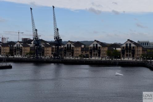 Royal Docks - Londyn