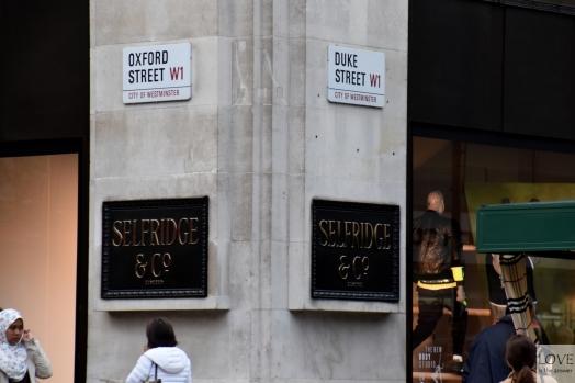 Selfridge - Oxford Street