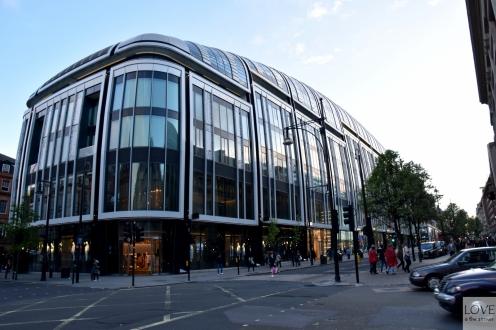 Zara- Oxford Street