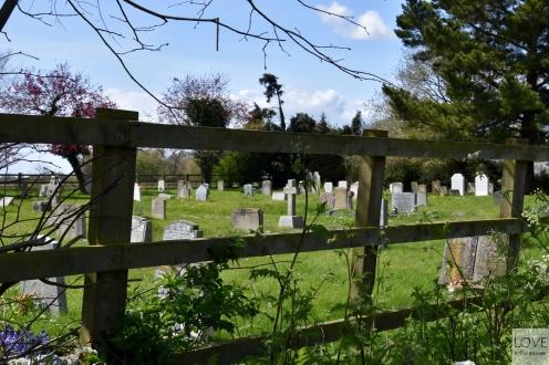 cmentarz w Radley
