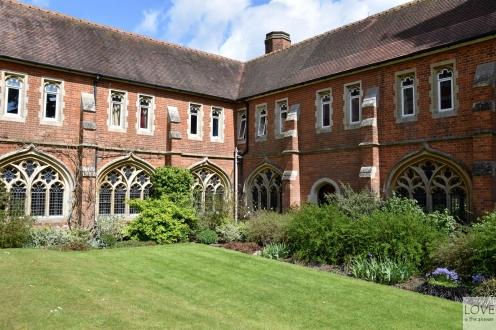 Tereny Radley College