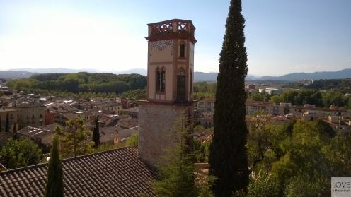 Panorama Girony
