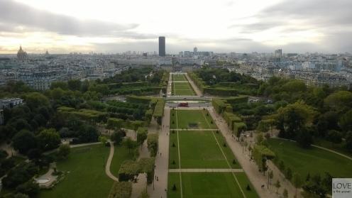 Pola Marsowe - Paryż
