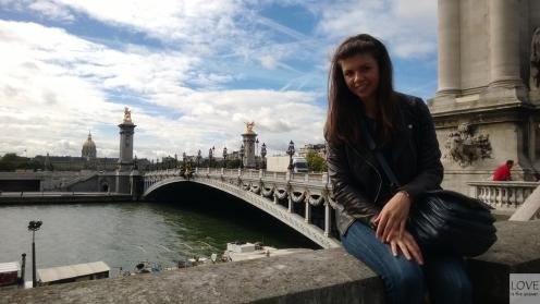 Most Aleksandra - Paryż