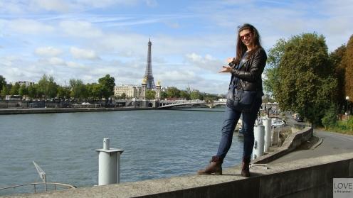 ikona Paryża