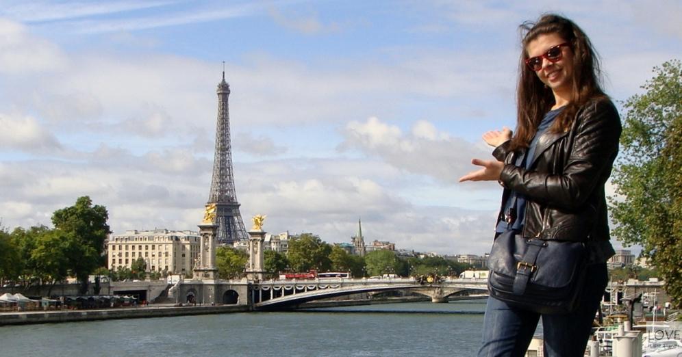 Dzień w Paryżu - Eurotrip Cd.