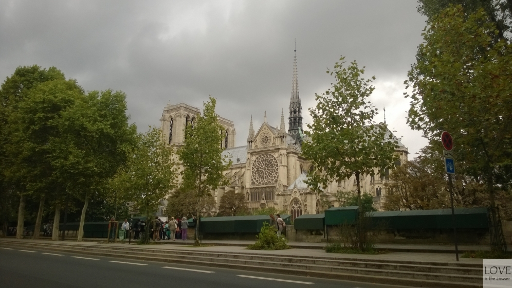Katedra Notre Dame de Paris