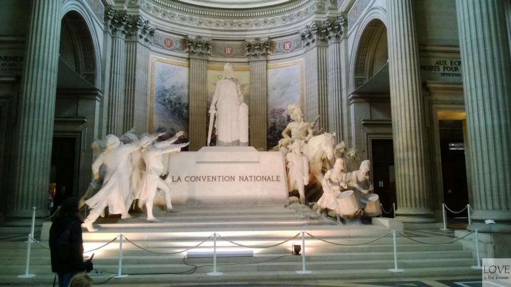 Panteon - Paryż