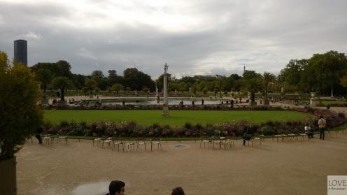 Ogrody Luksemburskie - Paryż