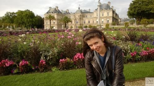 Pałac Luksemburski - Senat w Paryżu