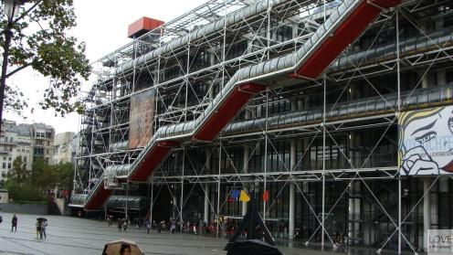 Centrum Pompidou Paryż