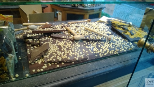 belgijska czekolada!