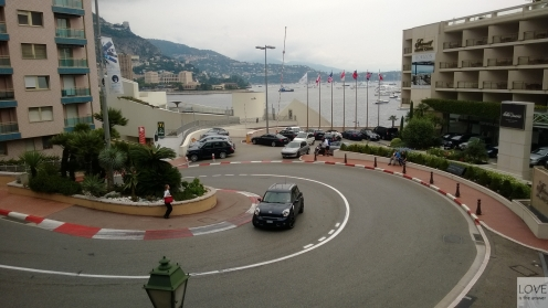 trasa Grand Prix Monako Formuły 1
