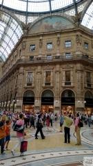 Galleria Vittorio Emanuele II - Mediolan