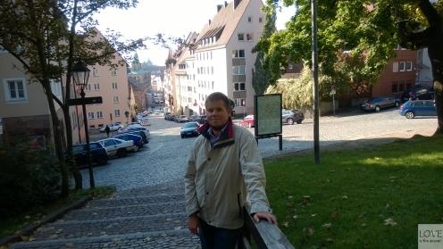 Seb w Norymberdze