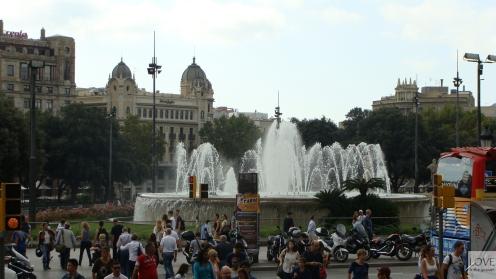 Plac Kataloński - Barcelona