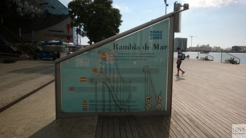 Rambla de Mar