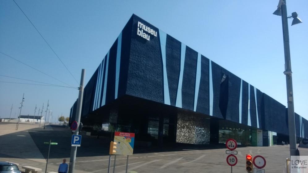 Museu blau - Barcelona